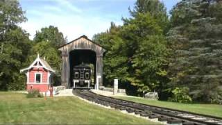 White Mountain Central Railroad Days 2009 Part 1