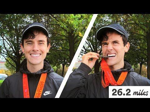 How I Ran a Marathon | 3:20.59 Finish Time