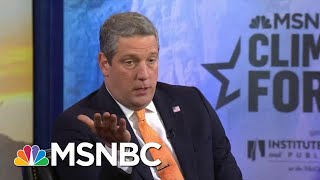 Rep. Tim Ryan: We Can't Fix Climate Change Without Working With China | MSNBC