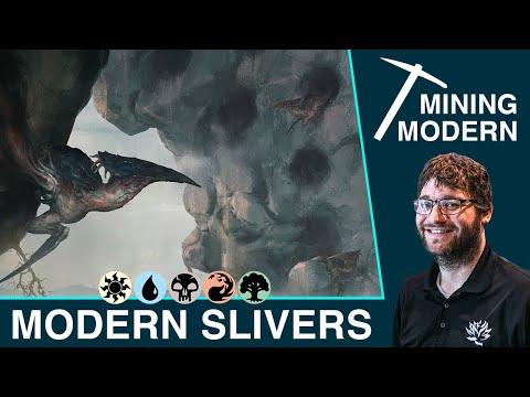 MTG: Modern Slivers | Mining Modern With Corbin Hosler