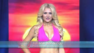 06 Miss Florida USA 2017 Swimwear