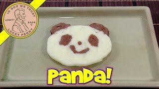 Panda Pancake DIY Japanese Kit, Kracie Poppin