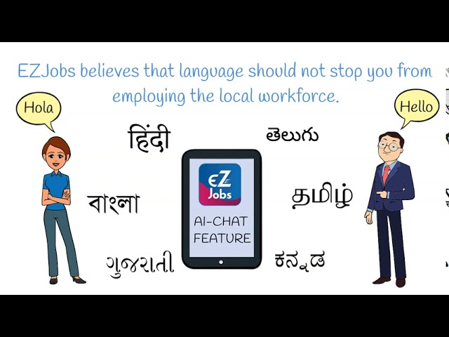 AI-Powered Chat Translation Feature | #EZJobs