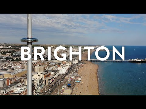 Explore the city of Brighton