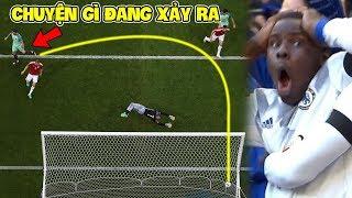 Ngay cả đồng đội của Ronaldo cũng không tin nổi bàn thắng này có thể xảy ra