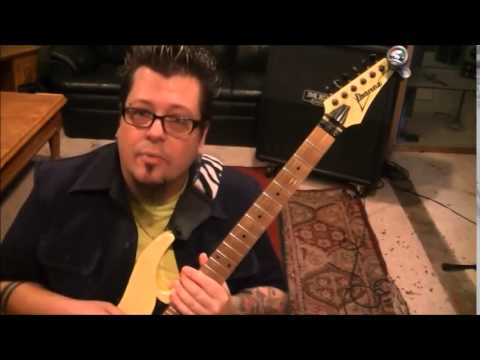 How to tune your guitar to Drop C# with a Floyd Rose by Mike Gross