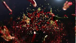 Kavli smaksrik smøreost - chilli