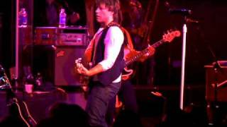 Jon Bon Jovi and Friends - Broke Down Piece of Man - Starland Ballroom - 2-23-09