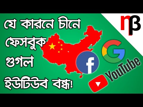 🇨🇳 Why Facebook Google YouTube Banned In China | NETBiD