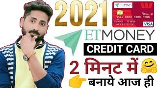 Credit card apply - ETMONEY | lifetime free Credit Card apply online instant approval #etmoneycard