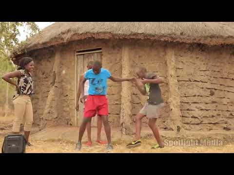 African Children Dancing Naumia Moyoni  By Eric Omba Of Spotlight Media   Standard Quality 360p File