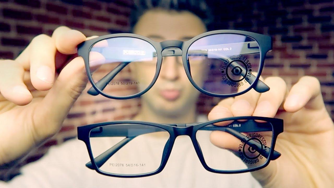 hiperopie și ochelari