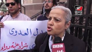 وقفة لـ«الأطباء» أمام مجلس الدولة للمطالبة بتطبيق «بدل العدوى»