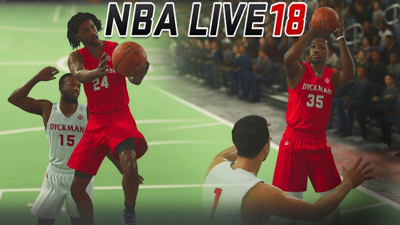 04aeda899b25 NBA LIVE 18 The One Career Mode Ep 5 - KEVIN DURANT IS UNSTOPPABLE ...