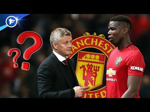 Le plan de Manchester United pour remplacer Paul Pogba | Revue de presse