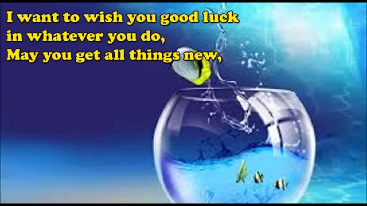 good luck wishes sms text message blessings best wishes whatsapp video youtube