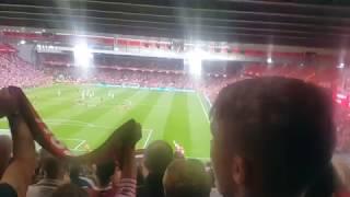 Liverpool VS Torino YNWA 07/08/18