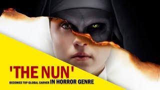 'The Nun' becomes top global earner in horror genre