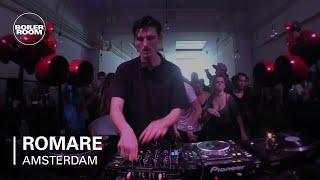 Romare Boiler Room Amsterdam DJ Set