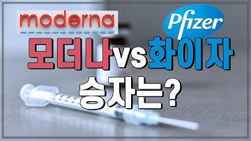 [ENG/ESP][COVID-19] 모더나 vs 화이자 승자는? Moderna vs Pfizer: Who will make it to the finish line first?