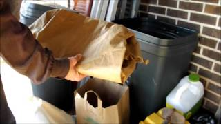 Recycling at home, how to recycle your trash