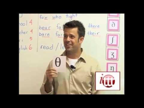 14 - Phonology class demonstration