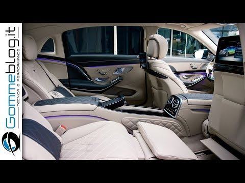 2018 Mercedes Maybach S650 INTERIOR + EXTERIOR | Inside The World's Most LUXURY Car Vehicle