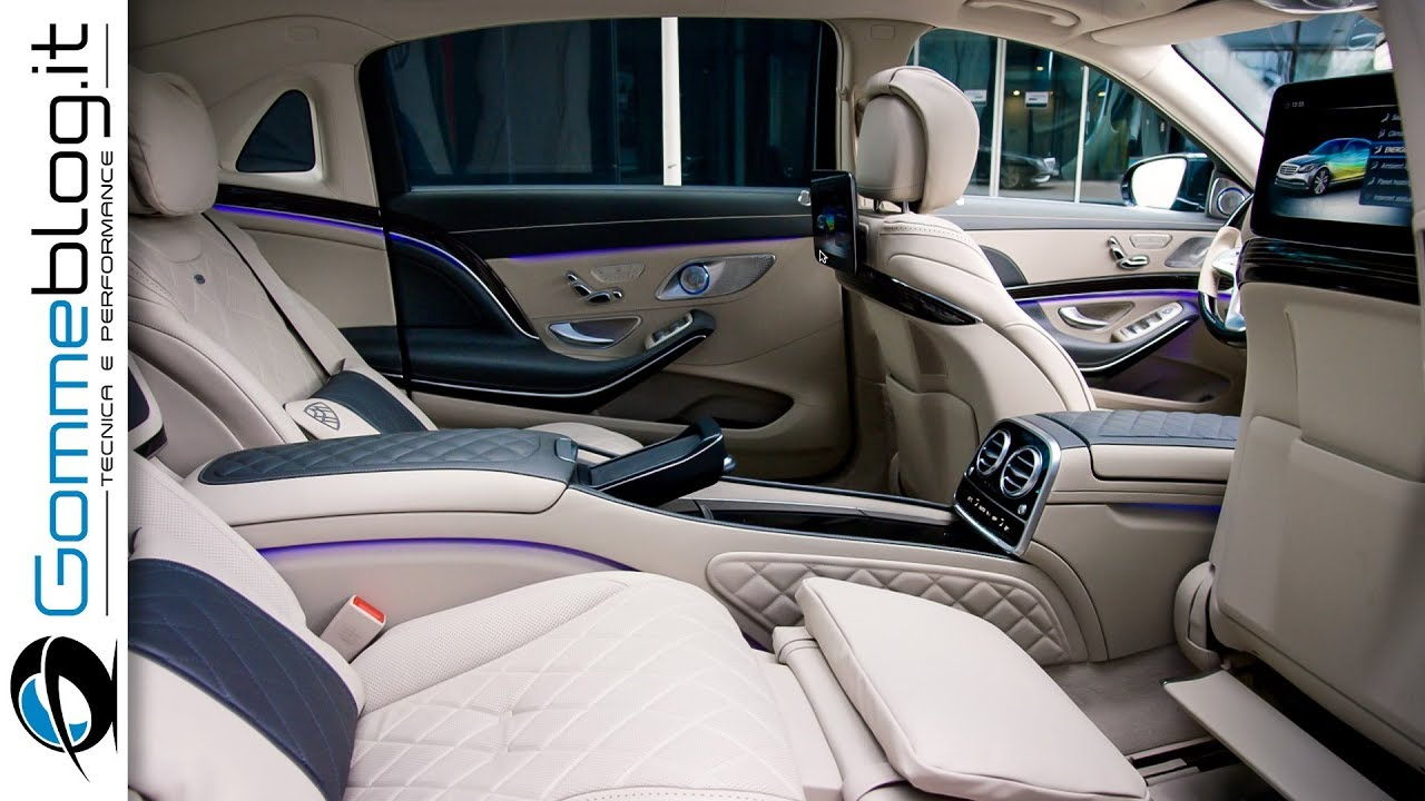 2018 Mercedes Maybach S650 Interior Exterior Inside The World S