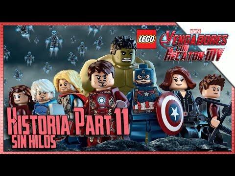 LEGO Marvel Avengers | Part 11 | Wireless | 1080p HD Guide