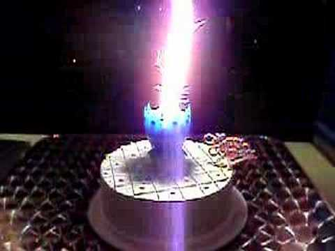 Sparkle Candle Youtube
