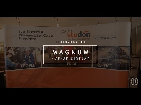 Maximize Your Target Audience Potential! | Display Dynamics | Magnum Pop-Up