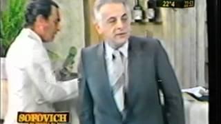El Contra año 1982 Gerardo Sofovich y Juan C. Calabro