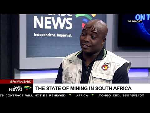 On The Record: LIIegal Mining In South Africa