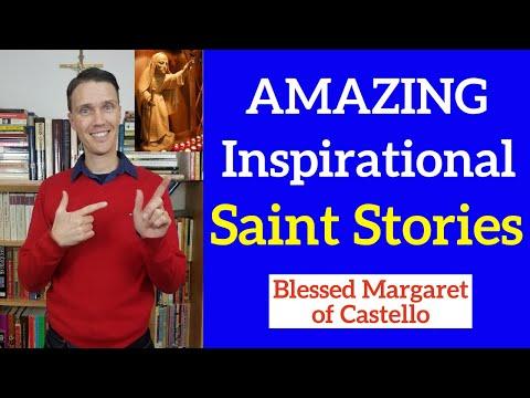 Catholic Saint Stories (Margaret of Castello)