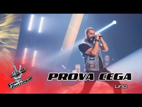 Lino  Painkiller  Provas Cegas  The Voice Portugal