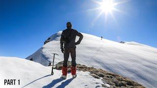 Patalsu Peak Trek in Manali  |  Part 1 |  Climbing New Heights in Manali
