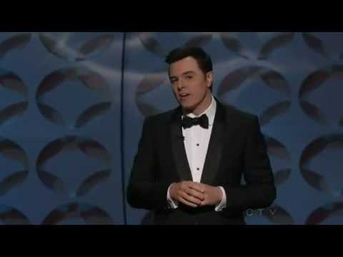 Seth Macfarlane's best moment (The 85th Annual Academy Awards 2013).