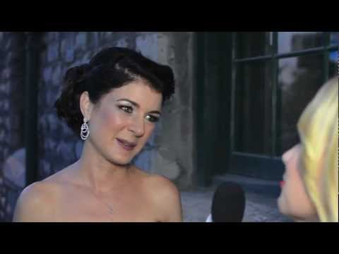 Gabrielle Miller on TIFF 2012, Toronto traffic and choosing to be interesting