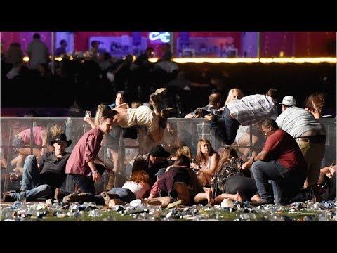 Trump Offers Condolences To Las Vegas Shooting Victims
