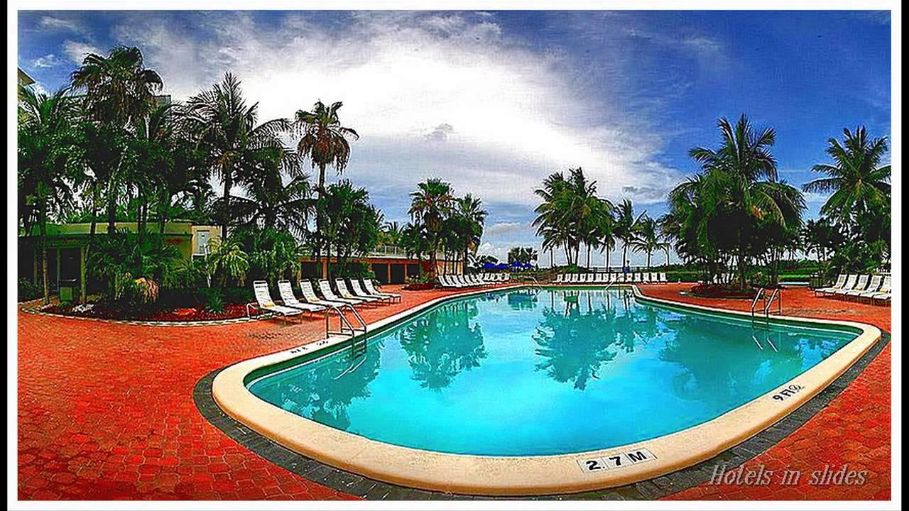 Four Points By Sheraton Miami Beach Florida Usa