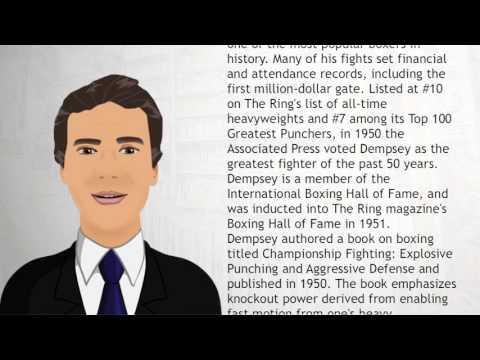 Jack Dempsey - Wiki Videos