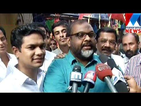 Kunnamkulam candidates campaign in Ernakulam | Manorama News