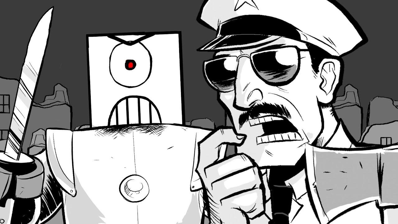 Download AXE COP - The Beginning (Episode 2)