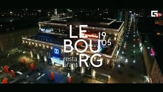 """Ресторан LeBourg1905. Летняя терраса """"На Высоте"""""""