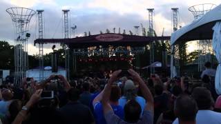 Lynyrd Skynyrd Freebird at Busch Gardens 2016 Food and Wine Festival