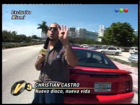 Fierita con Christian Castro: la previa - Versus