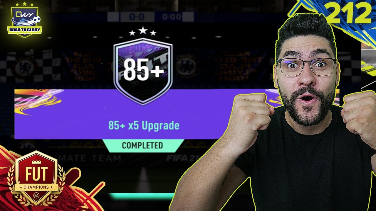 I COMPLETED MY 85+ X5 GUARANTEED PLAYER SBC PACK & THIS IS WHAT I GOT!!! FIFA 21 ULTIMATE TEAM