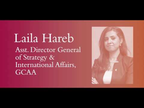 Hult Global Speaker Series 2017 - A Day Of Disruption: Laila Hareb - full livestream recording