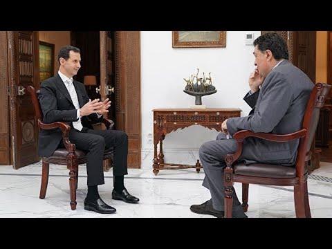 Assad's exclusive interview with Kathimerini