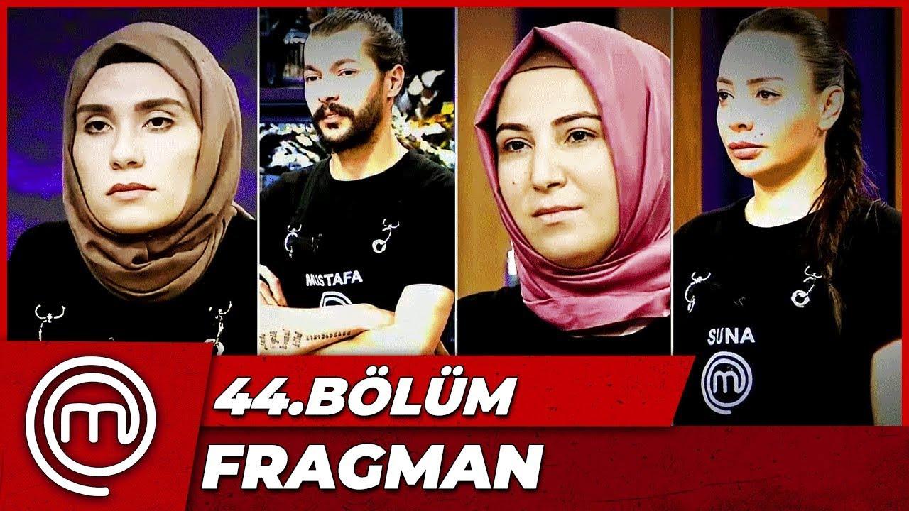 MasterChef Türkiye 44.Bölüm Fragmanı   ELEME OYUNU MÜCADELESİ